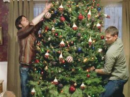 All The Best Messages Of The Holiday In A Very Supernatural Christmas