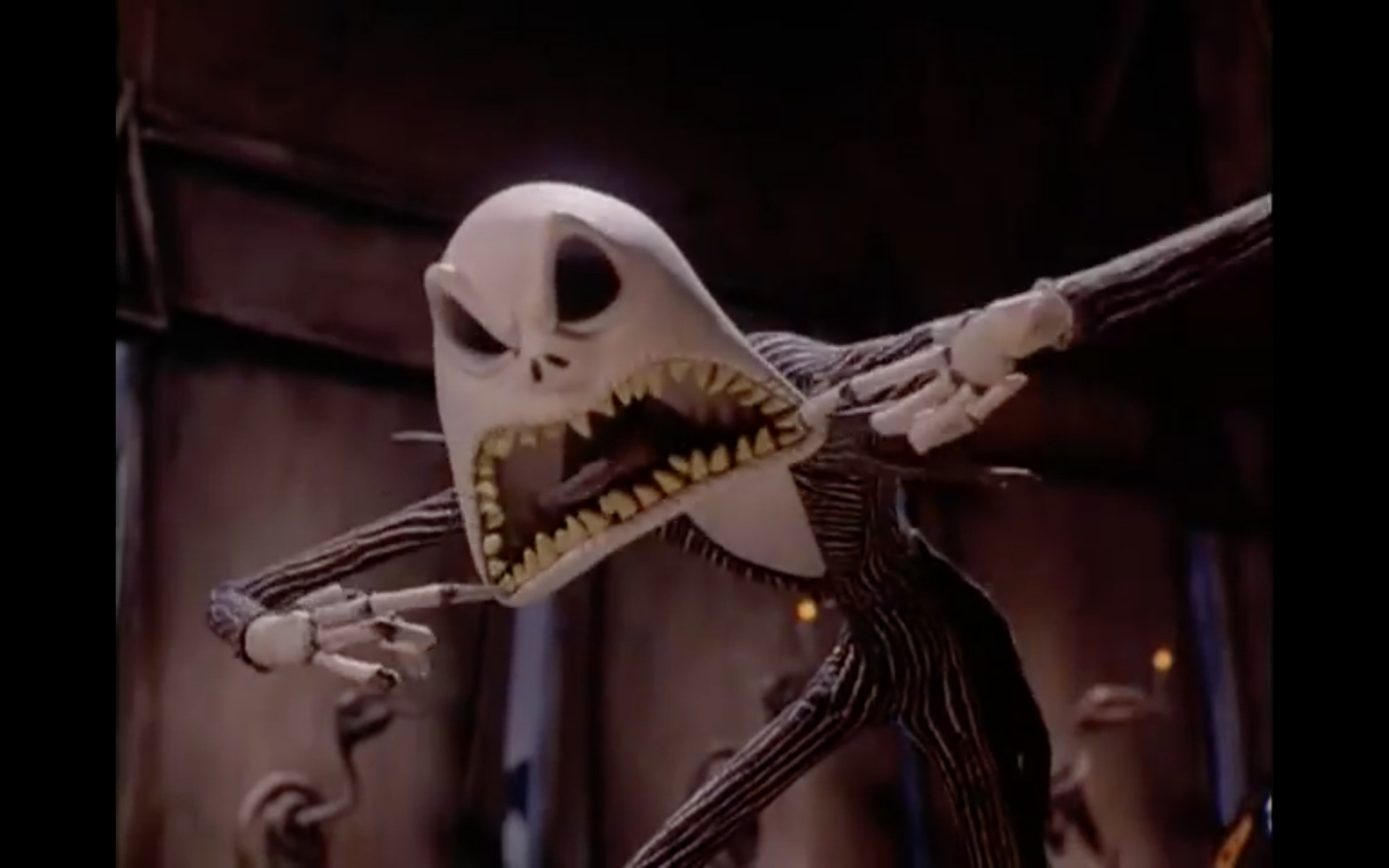 Relive \'The Nightmare Before Christmas\' - Sci-fi and Fantasy Network