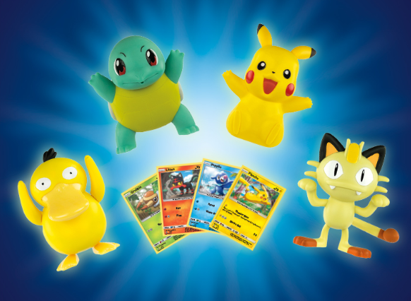 Pok 233 Mon Toys Now At Mcdonalds Sci Fi And Fantasy Network