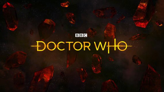 A Brief History Of Doctor Who Logos Sci Fi And Fantasy Network