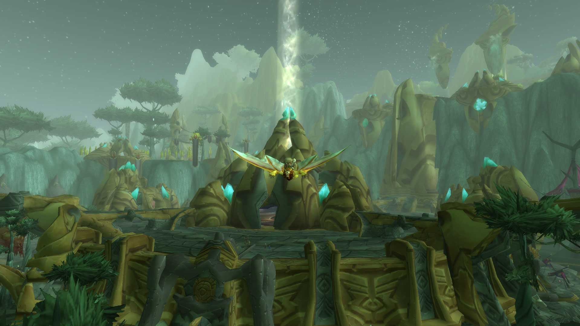 Battle for Azeroth: Why I Won't Be There - Sci-fi and