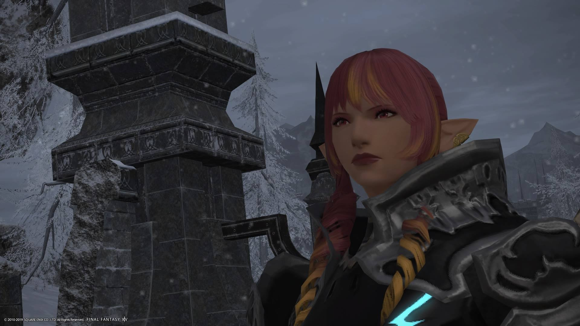 Final Fantasy 14 – A New Player's Journey – Part 1 - Sci-fi