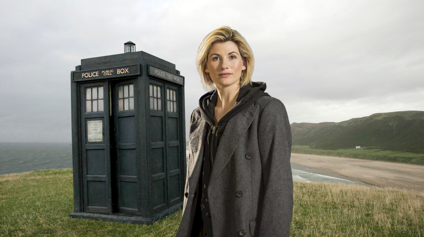 Change My Dear And It S About Time Jodie Whittaker The 13th