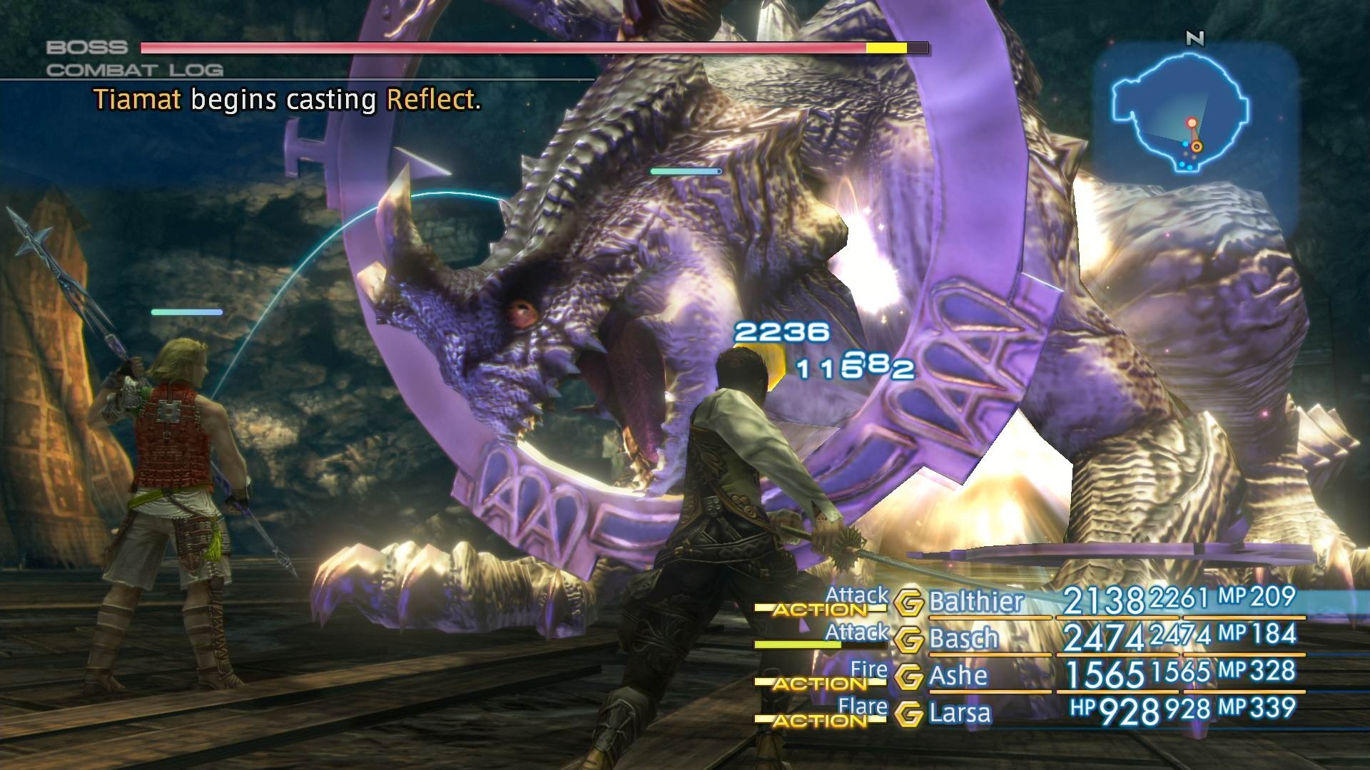 Final Fantasy 12 The Zodiac Age Ps4 Review Sci Fi And